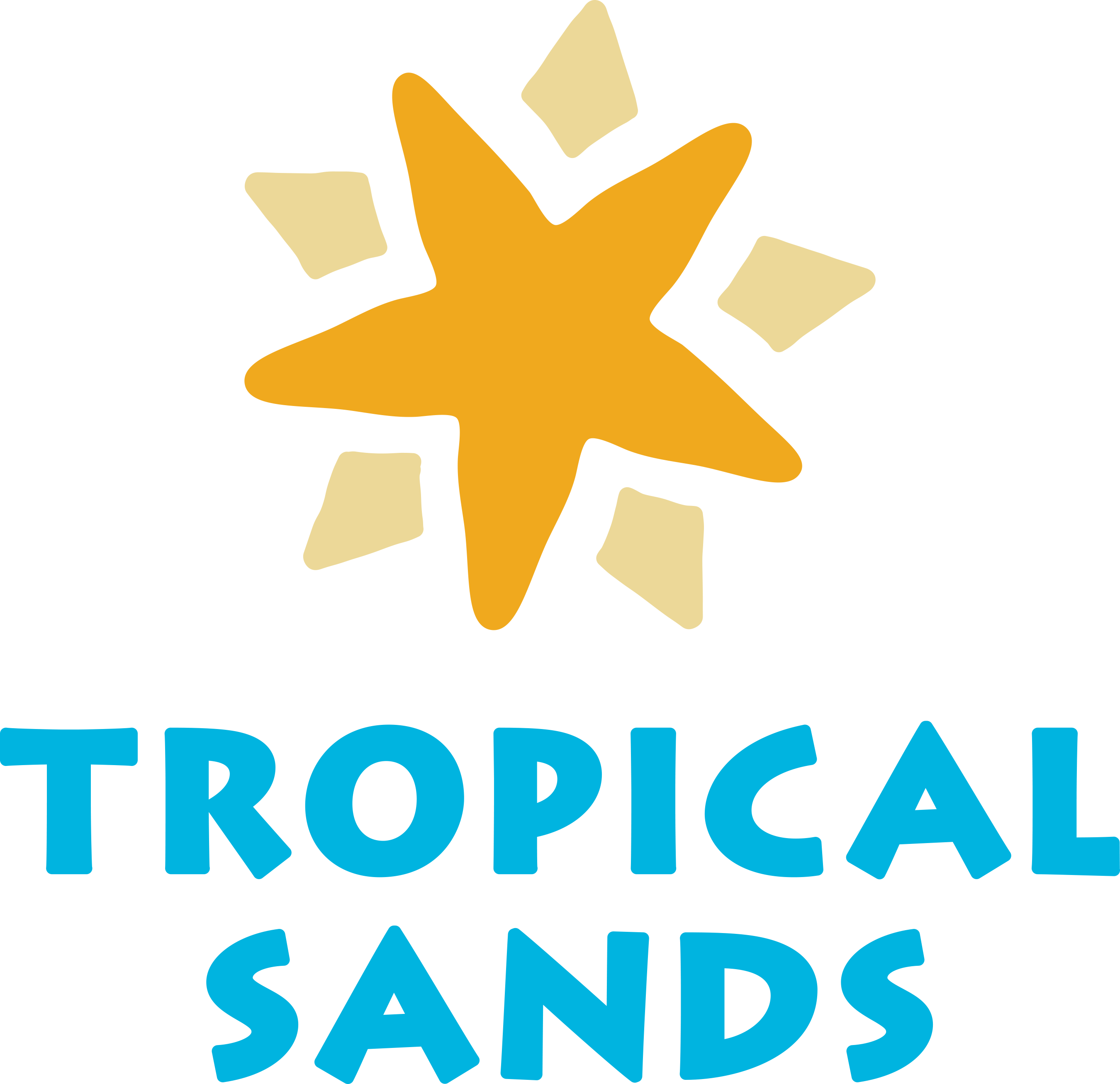 Tropical Sands