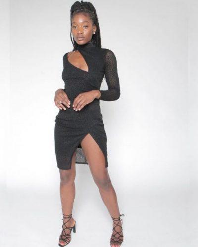 zinunula black dress